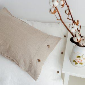 50 x 50 pillowcase nature