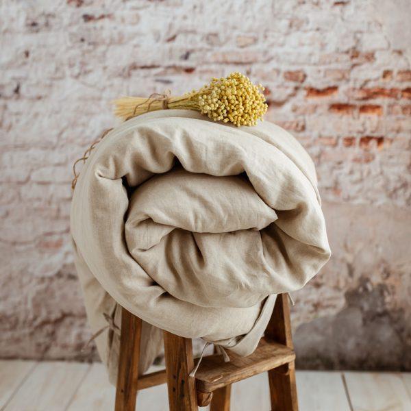 children's duvet cover nature handmade