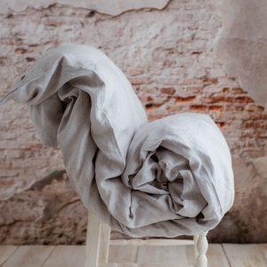 children's duvet cover white grey hypoallergic