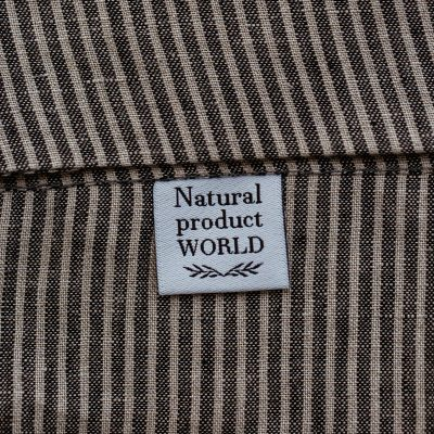 made-to-measure natural product world duvet cover nature black