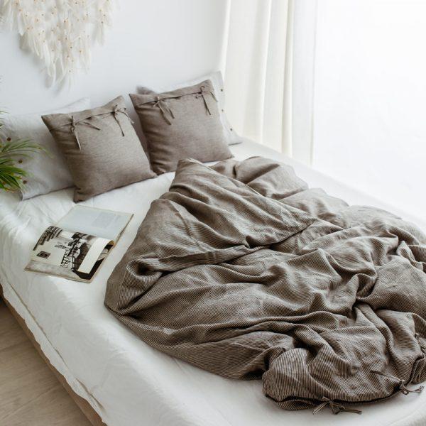 Pillowcase nature black natural product world