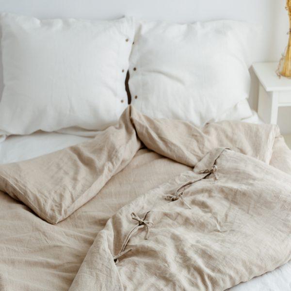 pillowcase white bedding
