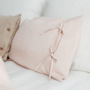 pillowcase tender rose