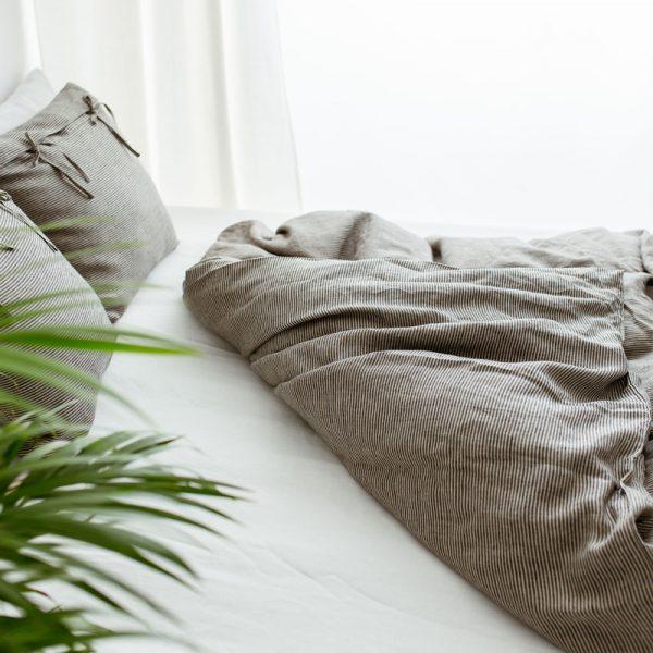 natural Pillowcase nature black
