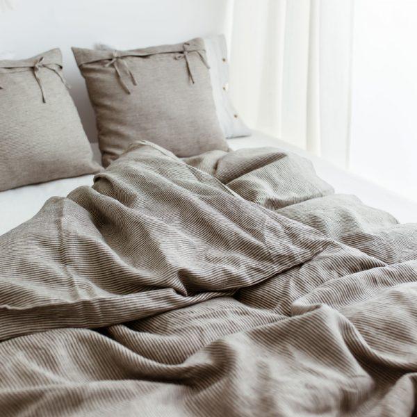 decorative Pillowcase nature black