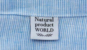 natural product world duvet cover white blue
